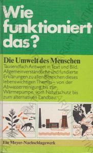 Die Umwelt des Menschen Mannheim 1981