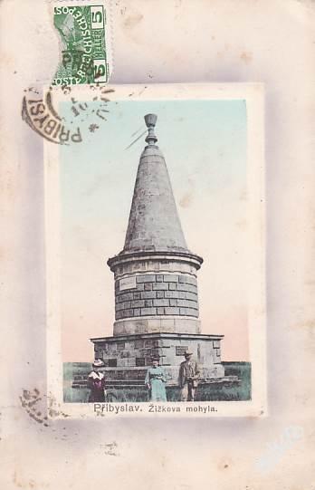 PŘIBYSLAV - ŽIŽKOVA MOHYLA - KOLÁŽ - 31-XX-18
