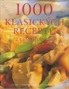 1000 klasických receptů z celého světa 2000 Coxová