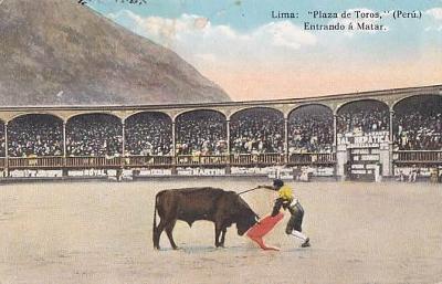 PERU - LIMA - CORIDA - 5-NW46