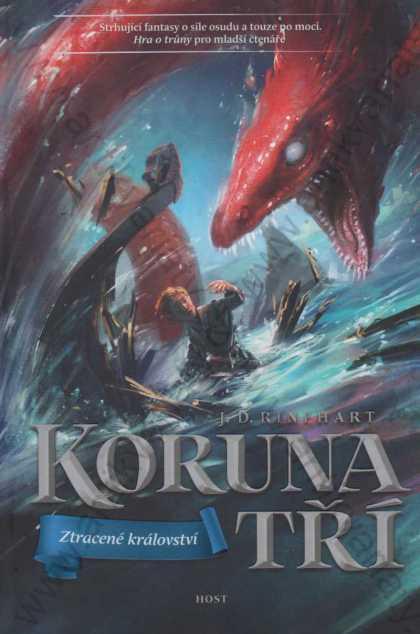 Ztracené království Série Koruna tří  - Knihy