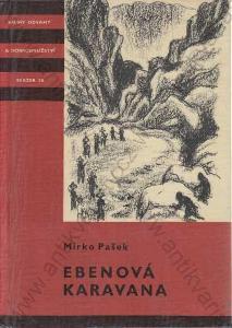 Ebenová karavana Mirko Pašek 1959