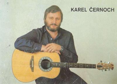 KAREL ČERNOCH - ZPĚVÁK - 94-ZY39