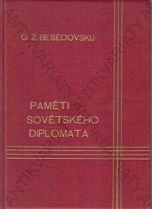 Paměti sovětského diplomata G. Z. Besědovskij 1930
