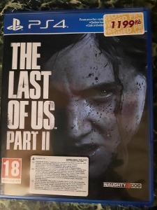 """Hra Na PS4 """" THE LAST OF US Part 2"""