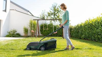 Akumulátorová sekačka na trávu BOSCH (10802208) _A379