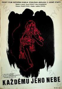 Každému jeho nebe Dimitrij Kadrnožka film plakát