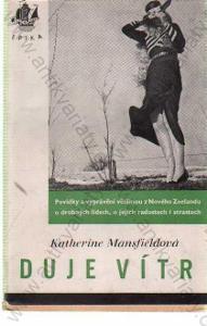 Duje vítr Katherine Mansfieldová 1938