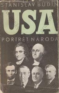 USA portrét národa Stanislav Budín Svoboda, Praha