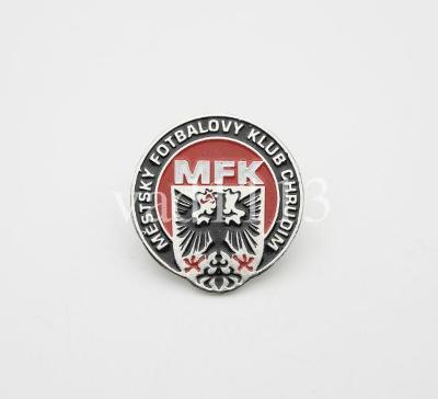"""Odznak fotbalový klub  """" MFK Chrudim """""""