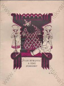 Ivan Bykovič a jiné pohádky Prokop Laichter 1923