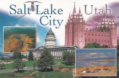 USA -  Utah - SALT LAKE CITY