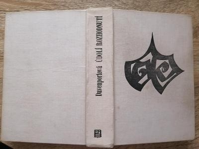 KNIHA - ÚDOLÍ ROZHODNUTÍ - Davenportová - rok 1971