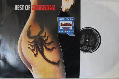 Scorpions – Best Of Scorpions LP 1989 vinyl kompilace super stav EX