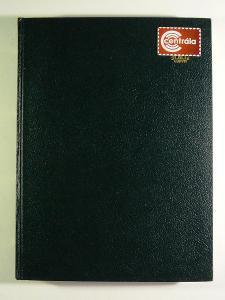 3806 Sbírka známek LIECHTENSTEIN +hezký obr zásobník A4