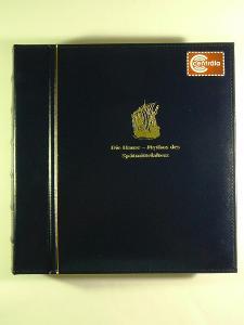 3810 Sbírka známek NĚMECKO BRD HISTORIE +luxusní obr album s kazetou