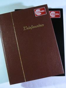 3826 Sbírka známek IZRAEL KUPONY +2 hezké zásobníky