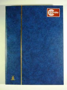 3842 Sbírka známek SVĚT ČTYŘBLOKY +luxusní zásobník A4