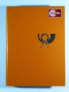 3831 Sbírka známek SVĚT +velmi hezký obr zásobník A4