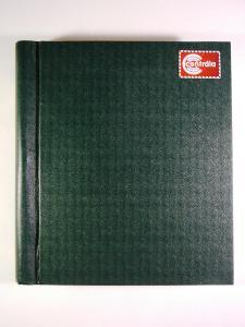 3846 Sbírka známek SVĚT + hezké obr album