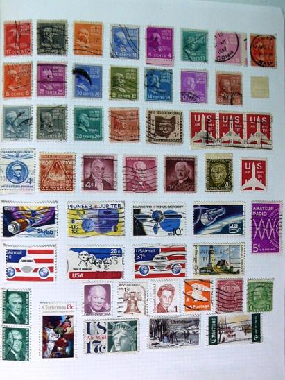3846 Sbírka známek SVĚT + hezké obr album - Filatelie