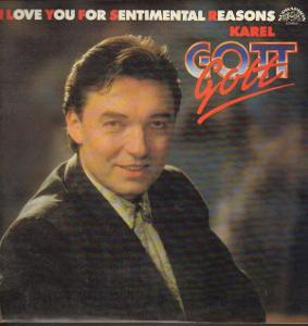 Karel Gott-I Love You For Sentimental Reasons