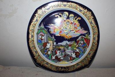 porcelánový talíř znač.Rosenthal