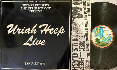 Uriah Heep - Uriah Heep Live