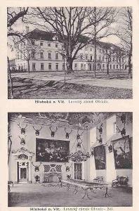 HLUBOKÁ NAD VLTAVOU - ZÁMEK -379-SQ95
