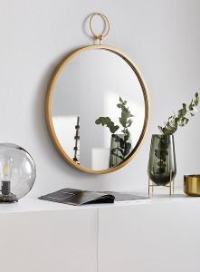 Moderní nástěnné zrcadlo (15236957) E531