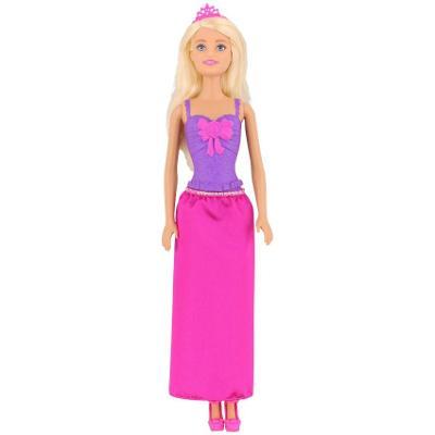 Krásná Princezna Barbie kvalitní panenka!