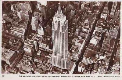 USA - LETECKÝ POHLED NA NEW YORK  -  25 -TQ17