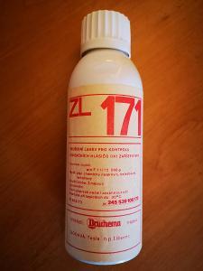 (87) Historický sprej pro kontrolu požárních hlásičů ZL 171 - plný