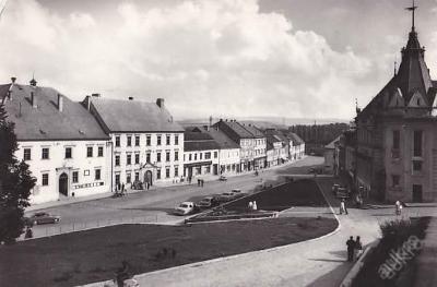 SLAVKOV U BRNA - NÁMĚSTÍ -  29-XX32