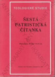 Šestá patristická čítanka Česká katolická Charita