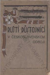 Ruští důstojníci v československém odboji 1933