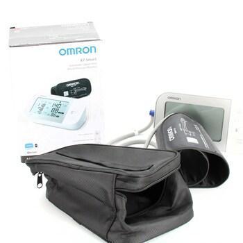 Měřič krevního tlaku Omron X7
