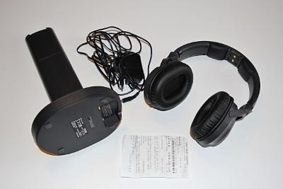 Bezdrátová stereo sluchátka SONY MDR-RF895R s příslušenstvím