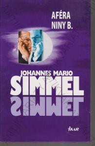 Aféra Niny B. Johannes Mario Simmel 2014