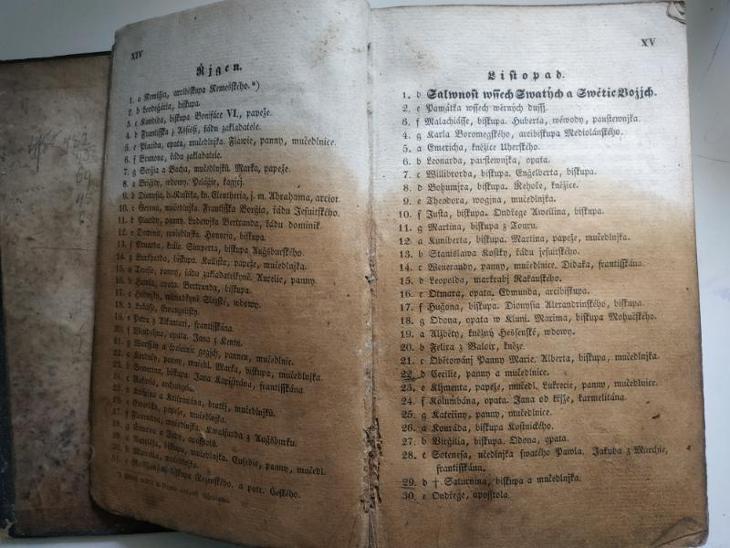 Stará Náboženská Kniha - Antikvariát