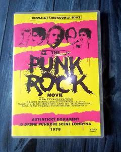 DVD PUNK ROCK Movie