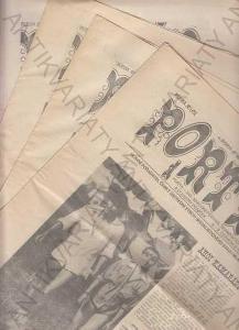 Portýr Porta 1988, 4 čísla zpravodaje festivalu