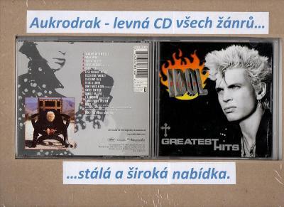 CD/Billy Idol-Greatest Hits
