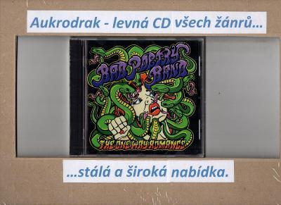 CD/Bad Poentry Band-The One Way Romance