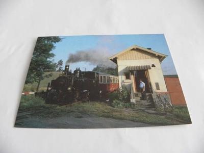 KANCLOV - STAVIDLO 5 - 8.8.1992 - LOKOMOTIVA U 47.001 (A87)