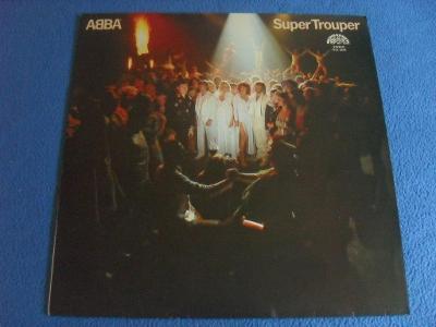 LP ABBA - Super Trouper