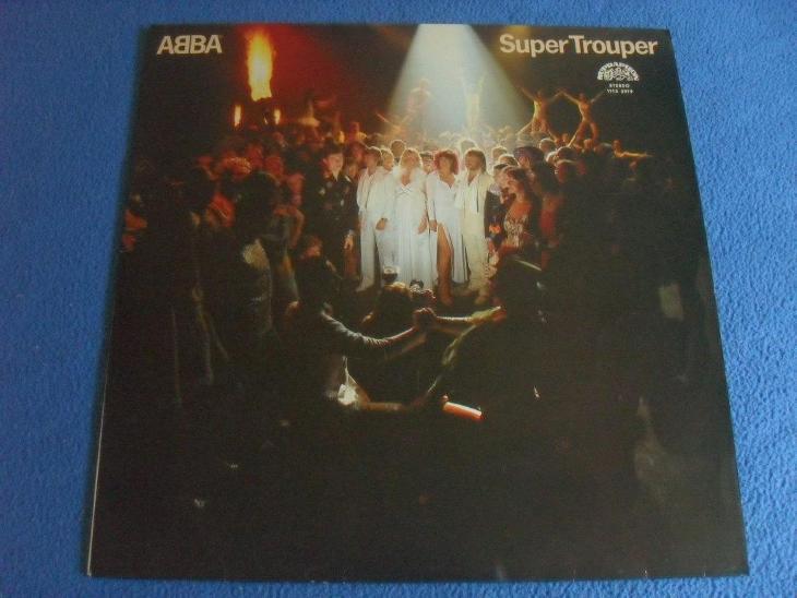 LP ABBA - Super Trouper  - Hudba