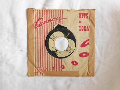 The Beatles - stará gramofonová deska