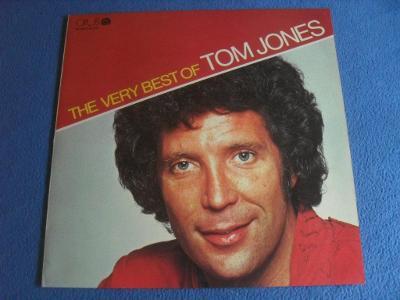 LP  Tom Jones – The Very Best Of