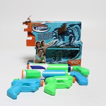 Sada vodních pistolí NERF Super soaker - Hračky
